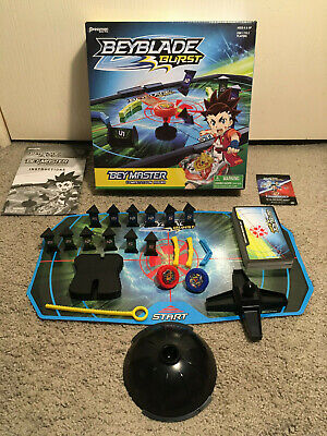 Beyblade Burst Bey Master Competition Arena Game for 1 or 2 Players Complete
