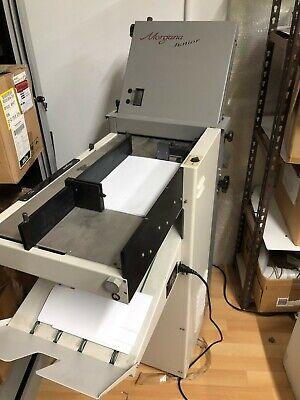 Morgana Junior Folding Machine Booklet Maker