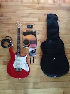 Peavey  Raptor Plus Red with Starter Kit St. John's Newfoundland image 1