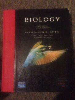 biology textbook Ipswich Ipswich City Preview