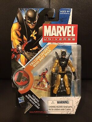 "Marvel Universe 3.75"" Yellow Jacket with Ant Man Avengers Legends Infinite"