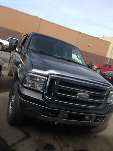 F250  super duty Lariat package