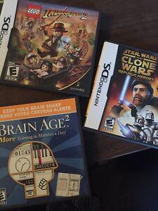 Nintendo DS / 3ds games