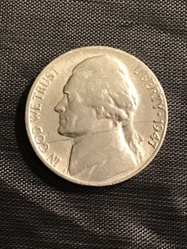 1947 S Jefferson Nickel - 15% off 5+