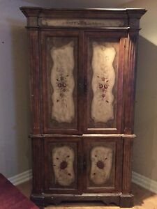 Hooker furniture armoire /tv stand /storage unit
