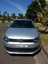 2011 Volkswagen Polo Hatchback Mount Druitt Blacktown Area Preview
