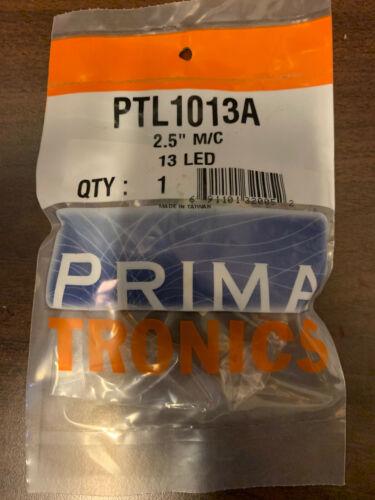 "Primatronics PTL1013A 2.5"" M/C 13 LED OTR Marker Light Brand New"