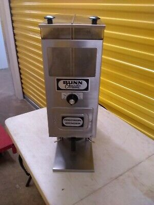 Kimbunn Coffee Grinder Bunn O Matic Gourmet Coffee Grinder G92 Tall