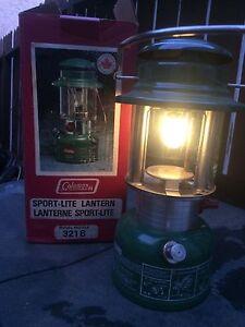 Coleman sport-lite lantern