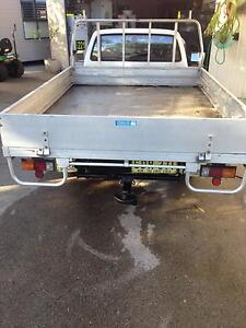 1992 Toyota Hilux Table top Mayfield West Newcastle Area Preview