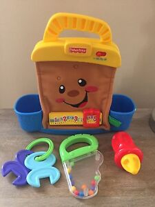 Fisher Price tool bag