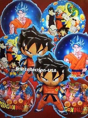 SUPER-DRAGON-BALL-Z-SUPER-Party-Birthday-Anime-Cartoon-Balloon-DRAGONBALL - Dragon Balloons