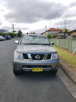 2007 Nissan Pathfinder v6 Auto low kms 7 seater