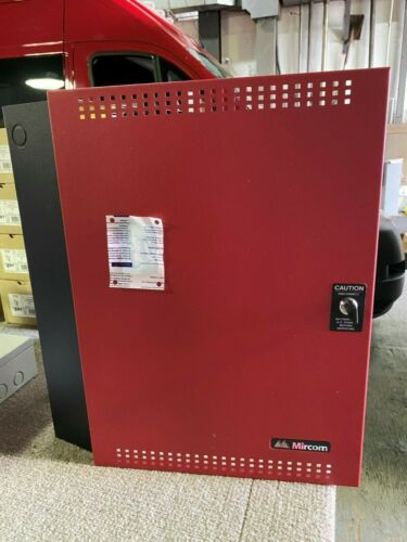 Mircom INX-10A Fire Alarm NAC Power Supply