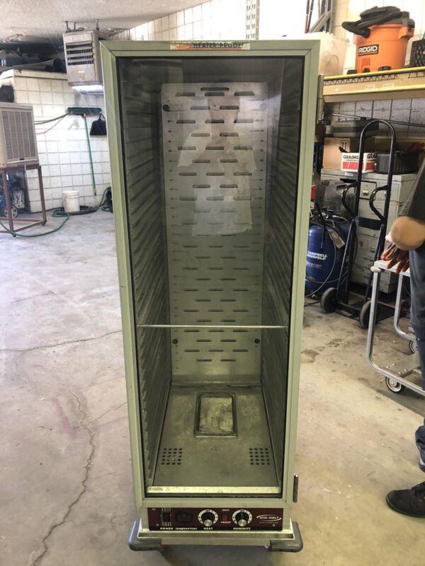 2-Winholt Mobile Heater / Proofer Cabinet
