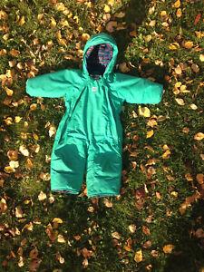 MEC Toaster Snowsuit- Size 12 months