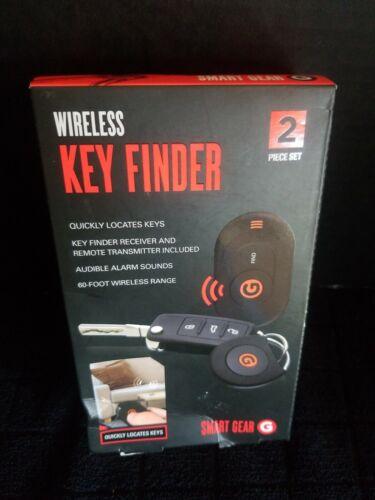 Smart Gear Wireless Key Finder 2 Piece Set, Locates 2 sets o