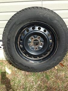 "Pneus Bridgestone Blizzak 16"""