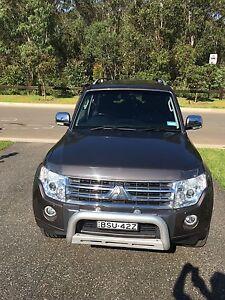 2010 Mitsubishi Pajero Wagon Harrington Park Camden Area Preview