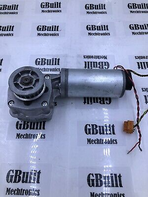 Dunkermotoren Gr 63x55 Gear Servo Motor 30vdc 151 Ratio Germany 3350 Rpm