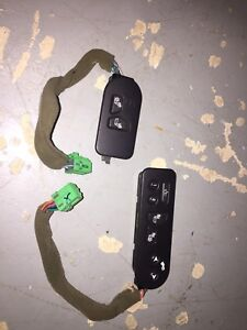 2003-2007 Chevy gmc heated seat switches