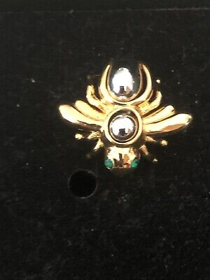 Joan Rivers Classics Collection Interchangeable Baby Bee Brooch, 322644