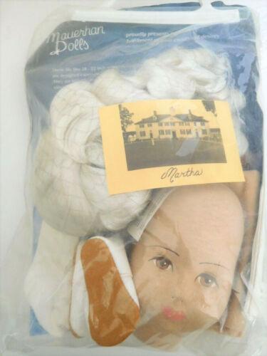 "Mauerhan Dolls Doll Making Kit Complete 18""- 22"""