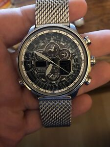 Citizen Night-hawk A/T Watch