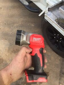 Milwaukee 18v torch Merewether Newcastle Area Preview