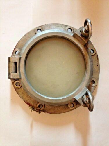 Aluminum Porthole w/ Glass
