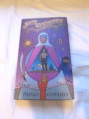 The Alchemist By Paulo Coelho 1St Edition First Printing 1993 Harper Hc W Dj