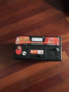 Plusieurs batteries neuves