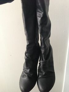 Leather Boots for Sale