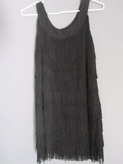 FOR HIRE   COSTUME   1920'S FLAPPER DRESS   SIZE M (8-10 ) High Wycombe Kalamunda Area Preview