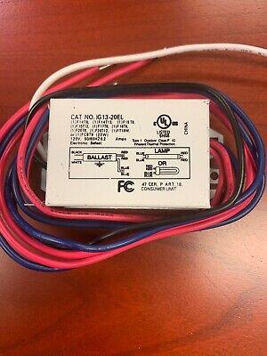 F32T8 FB31T8 F17T8 Sylvania QT2x32T8//120 ISL-SC Fluorescent 2-Lamp Ballast 2