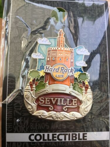 HARD ROCK CAFE ICON PIN SEVILLE