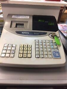 Casio TE-100 Cash Register Mapleton Maroochydore Area Preview