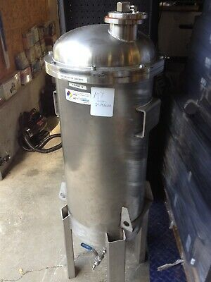 Stainless Pressure Vessel Tank Canister