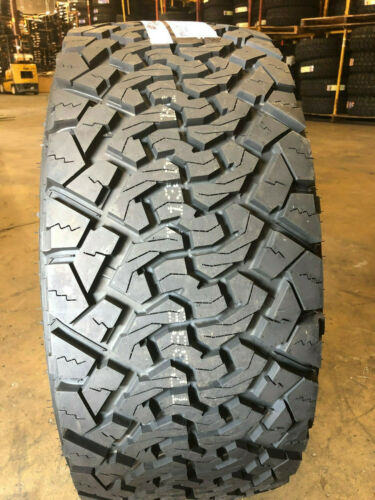 4 New 35x12.50r20 Venom Terra Hunter X/t 35 12.50 20 R20 Mud Tires At Mt 10ply