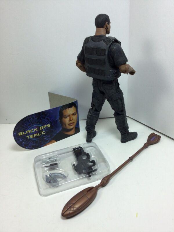 Stargate SG-1 Series 2 Black OPS Teal'c Figure