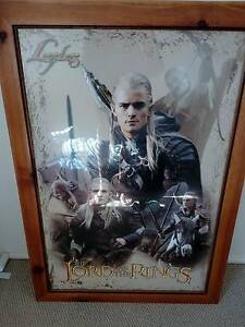 Rare Legolas framed collectible Nowra Nowra-Bomaderry Preview
