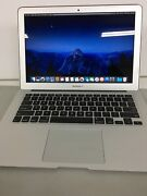 MacBook Air (13-inch, Early 2015) /1.6GHZ/8GB/128GB Southport Gold Coast City Preview