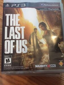Last of us. PS3