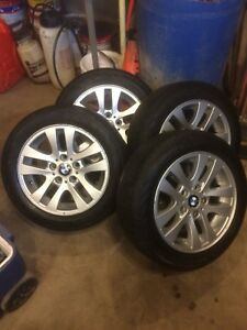 BMW Rims and tires (summers)