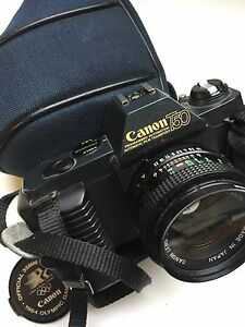 Collector's item Special edition Canon T50