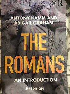 The Romans and Greeks Textbook