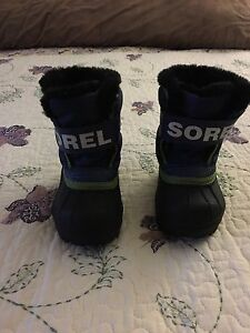Toddler Size 5 Brand New condition Sorel Boots