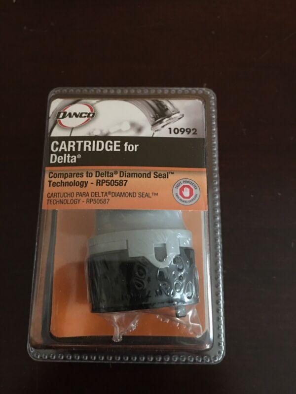 Single Control VALVE CARTRIDGE Diamond Seal Replace For Delta Faucet Danco 10992