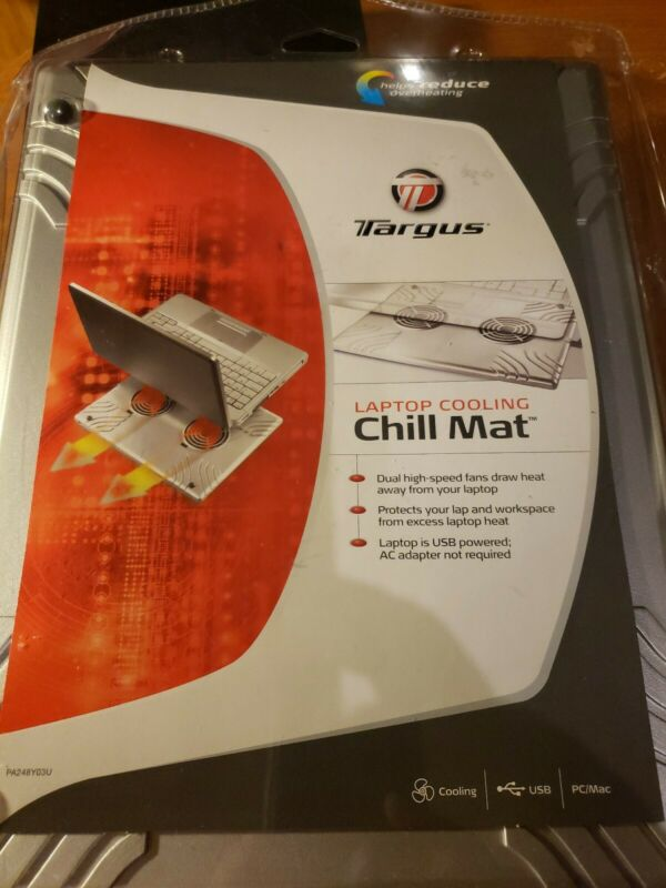 Targus Notebook Cooling Chill Mat - NEW