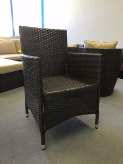 Outdoor PE Dining Wicker Chair Part 45